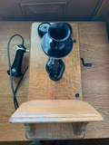 Antique Crank Style Phone (Kellogg) 2809S