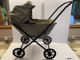 Antique Children's Baby Stroller