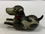 Metal Wind-up Toy Dog
