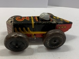 Marx Metal Wind-up Race Car