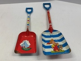 Ohio Art Metal Sand Box Shovels