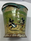 Ohio Art Metal Mickey Mouse Sand Pail