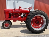 1950 International Farmall M - Completely Restored