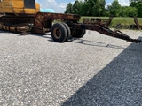 30-Foot Tri-Axle Drop Deck Trailer w/ Sulky Hitch