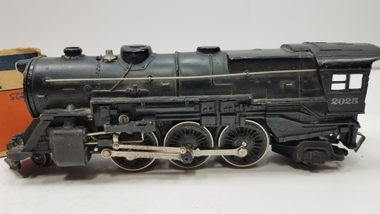 Lionel Train Online Only Auction