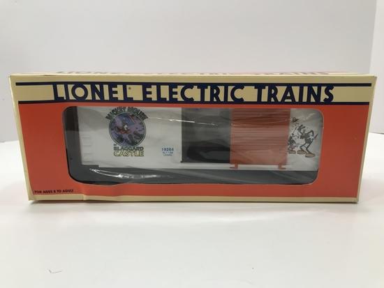Lionel Perils Of Mickey Box Car  6-19264