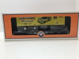 Lionel Flat car With Menards Trailer 6-26613
