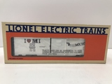 Lionel I love Michigan Box Car 6-9486