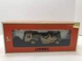 Lionel 6424 New York Central Flat Car with ERTL