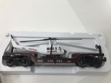 Lionel 6461 Lionel Aviation Flat car with ERTL