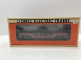 Lionel Flatcar with ERTL New Holland Loader