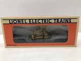 Lionel Union Pacific Flatcar  with ERTL Bulldozer