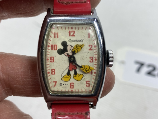 1 - Mickey Mouse Watch