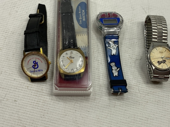 4 - Food Theme Watches