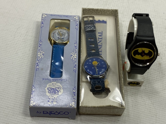 3 - Assorted Watches