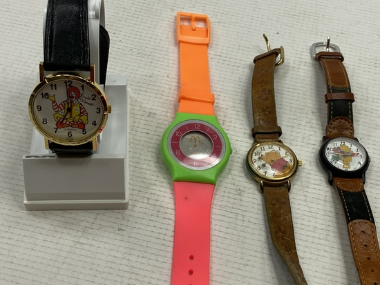 4 - Assorted Watches