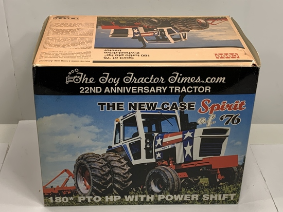 Case 1570 Spirit of '76, The Toy Tractor Times, 22nd Anniversary Tractor