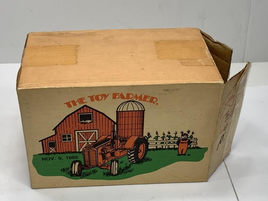 Case 500 Diesel, The Toy Farmer, November 9, 1985, 1/16 Scale