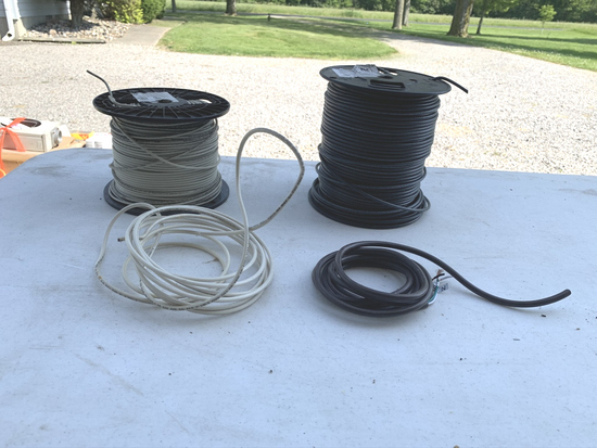 10 Gauge And 12 Gauge Wire