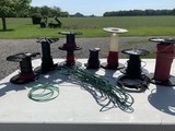 Assortment Of 10 And 12 Gauge Wire
