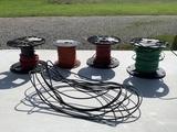 Assortment Of 12 Gauge Wire