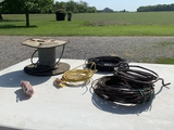 Assortment Of  Wire
