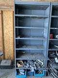 7 Shelf Metal Shelving Unit