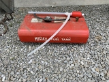 Metal Boat Gasoline Tank With Siphon