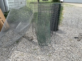 Rolls Of Woven Wire, Tomato Cages