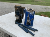 2- 4 Ton Ant Hydraulic Jacks