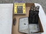 Drill Bits & Titanium Nitride Coated Step Bits