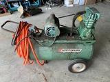 Speedaire Air Compressor With Hose