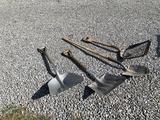 Variety Of Shovels