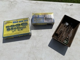 Hole Saw Set And Variety Of Drill Bits