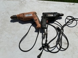Skil 3/8 120 Volt Drill, Chicago Electric Power