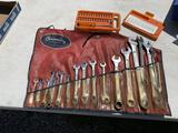 Chromalloy Wrench Set,30 Piece Screwdriver Head