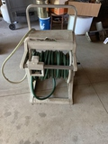 Hose Reel And Cart With Hose
