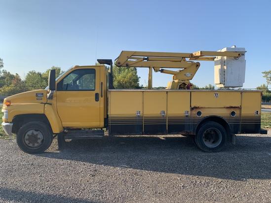 2003 GMC C4500 Diesel Bucket Truck