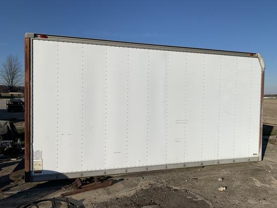 Cargo Truck Box - 16-ft x 8