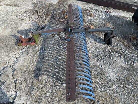 ARPs Tine Yard Rake - 6-ft.