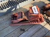 AC 180 & 185 Tractor Seat Assembly