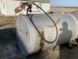 500 Gallon Fuel Barrel