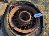 Rims for Ford Model A