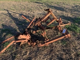 Cultivator for CA - no rear gang