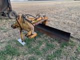 Rhino 1000 3-pt Blade, 8-ft, hydraulic tilt