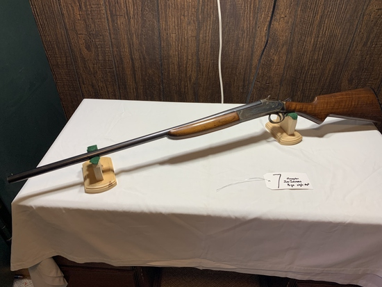 Champion Iver Johnson 16 ga. Single Shot