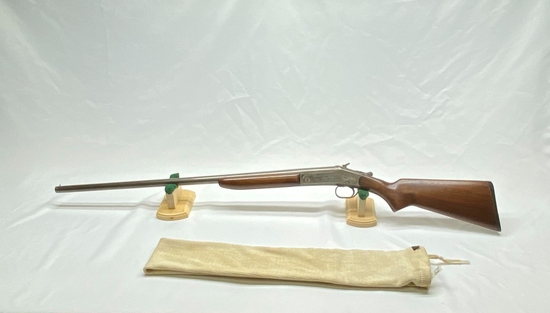 Harrington & Richardson Arms Co. Bay State 20 Gauge Single Shot with Sleeve