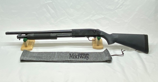 Mossberg 12 Gauge Model 500A with Sleeve