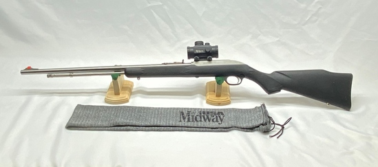 Marlin Firearms 22 Cal LR Only Model 60SSK with Sleeve
