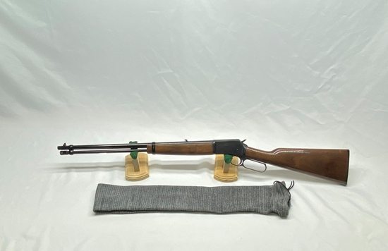 Browning 22 Cal Model BL-22 with Sleeve